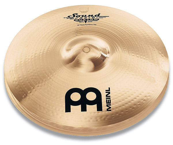 "Meinl SC14PH-B Тарелки 14"" Powerful Hihat (пара)"